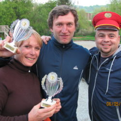 Klubový turnaj 6.5.2017 - Loděnice