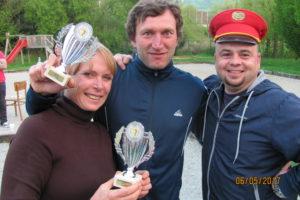 Klubový turnaj 6.5.2017 – Loděnice