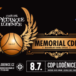 Memoriál CdP Loděnice