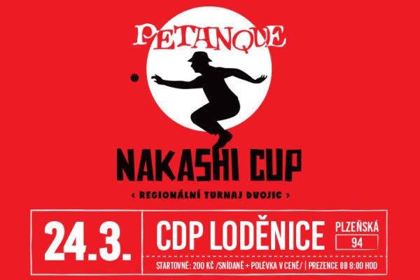 XII. NAKASHI CUP